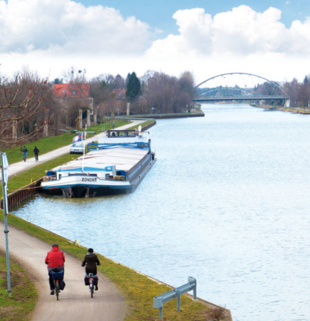 Mittellandkanal Vinnhorst