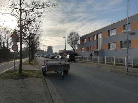 Voltmerstrasse (10.01.2021)