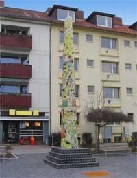 Stele in Hainholz