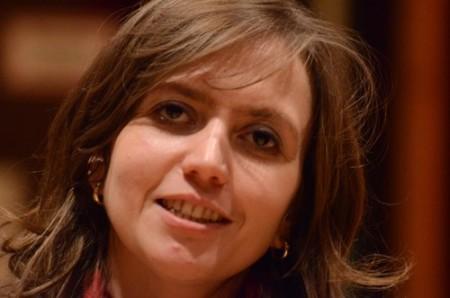 Zeynep Dogrusöz, die neue Vorsitzende der AG Migration und Vielfalt.