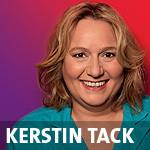 Die SPD-Bundestagsabgeordnete Kerstin Tack